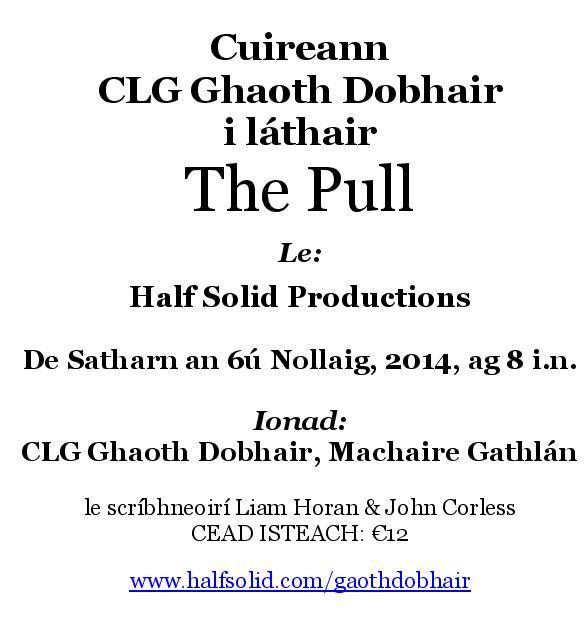 Gaeilge-DobhairTickets